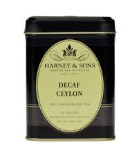 Harney & Sons Decaf Ceylon 4 ounce Tin