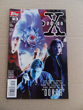 X-Files ,The (TV)  23 . Topps . 1996 -   VF