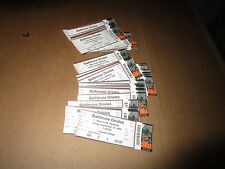 Huge Sept. 27 2002 Baltimore Orioles New York Yankees Baseball Ticket Lot (95) 6