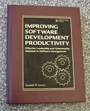 Improving Software Development Productivity, ISBN: 9780133562675