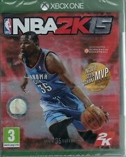NBA 2K15  (Xbox ONE  Nuevo) Precintado - A estrenar