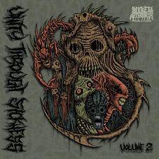 UNOPEN Unity Through Sickness: Volume 2 Death Metal Compilation CD + STICKER