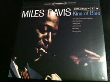 MILES DAVIS:KIND OF BLUE(1959 Album)2011 Columbia CD Inc.So What & All Blues-NEW
