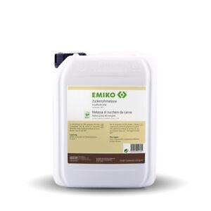 (3,65€/kg) Zuckerrohrmelasse 6,5kg zur Herstellung vom EMa, reich an Mineralien