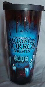 Universal Studios 2017 Halloween Horror Nights #27 Tervis Tumbler