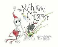 The Nightmare Before Christmas by Tim Burton 9780141376226 | Brand New