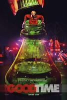 Good Time Movie POSTER 11 x 17 Jennifer Jason Leigh, Robert Pattinson, A