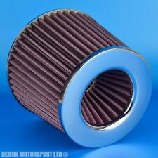 """Performance Universal Cone Air Filter Purple for 76mm / 3"""" Intake (P/N 38915)"""