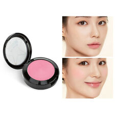 Exquisite Blushes Waterproof Brighten Skin Colour Red Powder Blusher Makeup