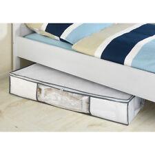 WENKO Vakuum Soft Unterbett-Box Unterbettkommode Kleider Aufbewahrung Bettkasten