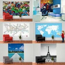 Decoración de paredes de dormitorio de cartón para el hogar