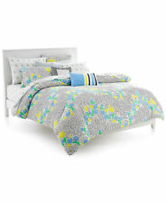 Whim by Martha Stewart Collection Zigzag Swag 5-Pc. Full/Queen Comforter Set New