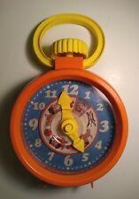 Matchbox Rhyme Time Clock (1972) Mint Shape Sound Works Live'n Learn No Ll 800