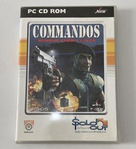 Commandos: Behind Enemy Lines (PC: Windows, 1998) - European Version