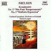 """Carl Nielsen - Nielsen (Symphonies, No. 2 """"The Four Temperments""""; No. 3 """"Sinfoni"""