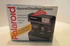 Polaroid 600 Appareil One Step Instant Camera