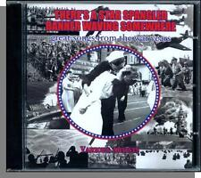 There's a Star Spangled Banner Waving Somewhere - New 20 Song V/A CD! War Years