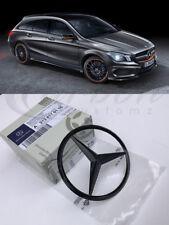 Mercedes-Benz CLA Shooting Brake Genuine GLOSS BLACK Rear Badge CLA45 AMG 14+