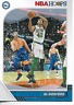 2019-20 NBA Hoops Al Horford Winter Holiday Parallel Card