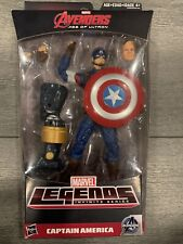 Marvel Legends Action Figure Build A BAF CAPTAIN AMERICA Thanos Avengers Ultron