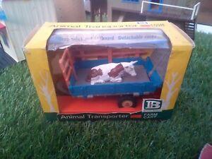 Britains Farm Animal Transporter Trailer Quite Rare
