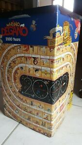 8000 piece puzzle, '2000 Years' by Marino Degano, Heye - Very Rare !!!
