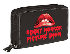 Rock Rebel Rocky Horror Picture Show Musical Comedy Movie Zip Closure Wallet