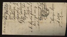 Polen 1874 Brief Krakau nach Neu Sandec