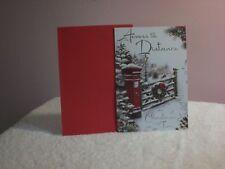 For Arts Sake - Christmas Card - Across the Distance at Christmas Time