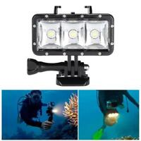 Underwater 40m/130ft LED Diving Photography Waterproof Fill Light Lamp For Gopro