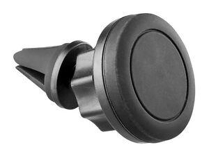 New Car Mount Holder Magnetic Air Vent Cradle Grip Magic Mobile Phone Universal