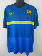 Nike Barcelona Football Shirt Barca Camisa FBC Soccer Jersey Maglia Camiseta XL