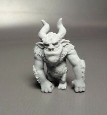 Yetti 28 mm Heroic Fan Miniature Handmade Resin Cast mini figure