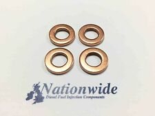 Kia Sedona 2.9 CRDi VGT Common Rail Diesel Injector Washers seals x 4