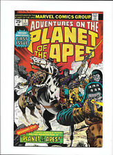 Adventures On The Planet Of The Apes #1 [1975 Vg+] Comic Adaptation