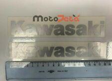 2 Adesivi serbatoio Kawasaki