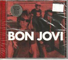 Brand New Sealed Bon Jovi Target Exclusive Demos & Live 8 Tracks