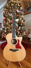Taylor Koa Series K14ce Grand Auditorium Acoustic-Electric Guitar (2011 Model)