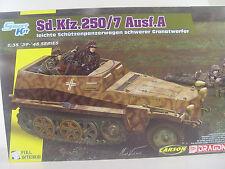 Sd.Kfz. 250 / 7 mit Grantwerfer - Dragon Bausatz 1:35 - 6858 #E