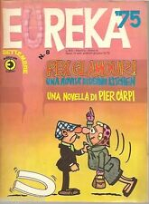 \EUREKA n°  8 / 1975 - BONVI  - ED. CORNO -OTTIMO!