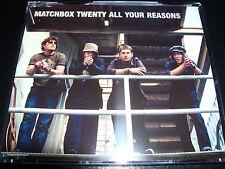 Matchbox 20 / Rob Thomas All Your Reasons Rare Australian CD Single