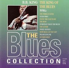 B.B. KING : THE KING OF THE BLUES - THE BLUES COLLECTION 2 / CD