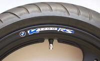 8 x BMW K1200RS Wheel Rim Stickers Decals - k1200 rs k 1200