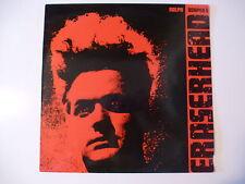 Vinyl Album: Ralph Dorpers ERASERHEAD  Rough Trade Opt 018 David Lynch LP Record