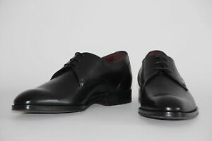 HUGO BOSS TAILORED Business-Schuhe, Gr. 40 / UK 6 / US 7, Black