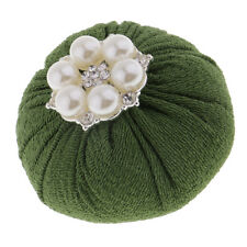 Ball Shape Vintage Sewing Pin Cushion Pillow Needles Holder Sewing CraftS