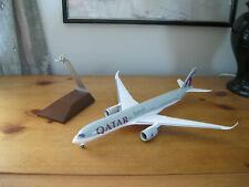 Skymarks Everrise Risesoon Airplane Qatar Airways Airbus A340 1/200 w/Gear Rare