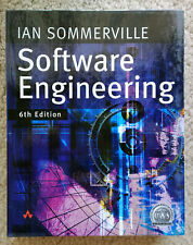 Software Engineering   Ian Sommerville   2000   Hardcover   Revised 6th Edition