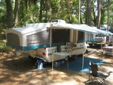 8' White  Jayco Bag Awning Made For A 8' Pop Up Camper