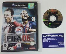 Fifa 06, Nintendo GameCube, Pal-Esp